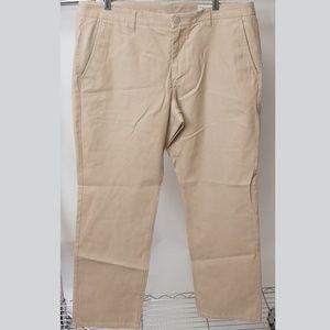 Bonobos Straight Fit Khaki Pants Size 36x30